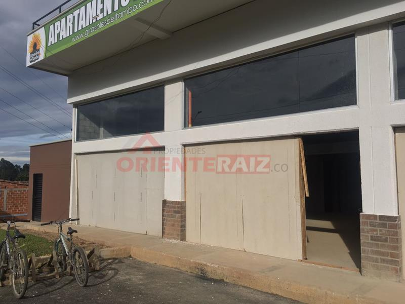 Venta de local/bodega en La Ceja - Barrio Montesol